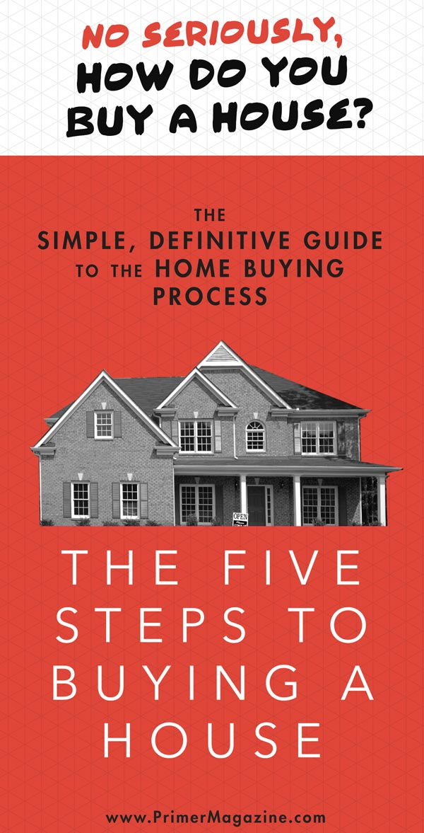 The 5 Steps to Buying a House  A Definitive Guide