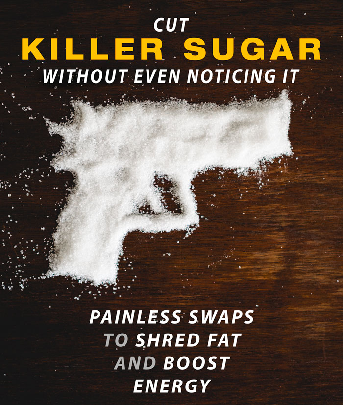 Cut Killer Sugar Without Even Noticing It  Primer