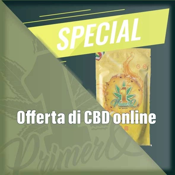 Offerte di CBD online