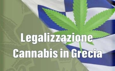 Legalizzazione Cannabis in Grecia
