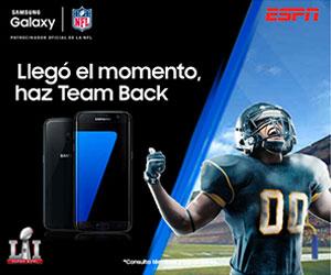 Samsung Galaxy NFL