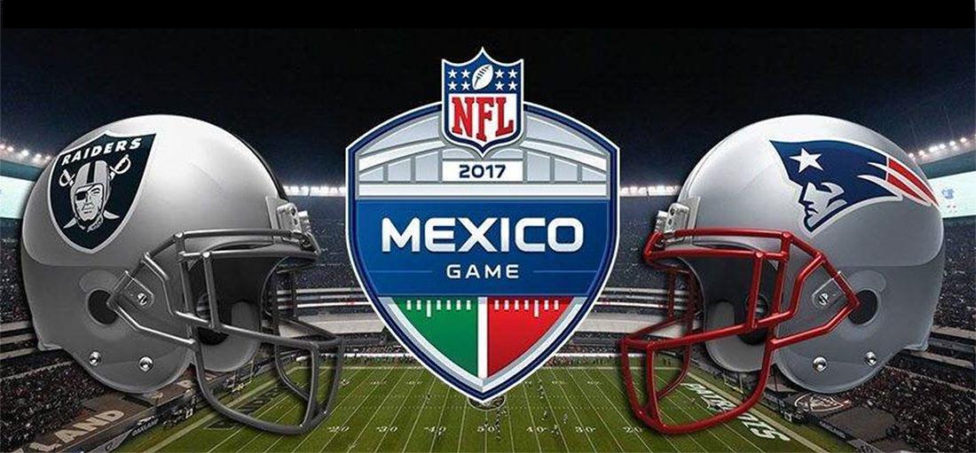 Lista la CDMX para un fin de semana al estilo NFL