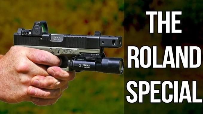 Glock 19 Roland Special
