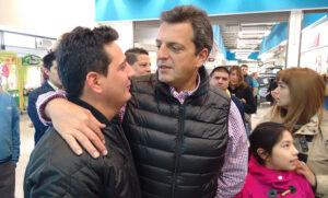 Massa en La Matanza con Marinucci