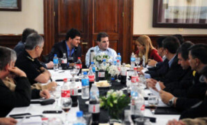 La intendenta Verónica Magario avisó que la semana próxima informará de qué manera estarán operativas las fuerzas en Matanza