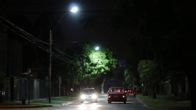Recambio de luminarias