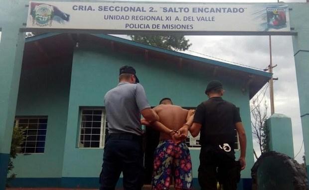 Crimen de peluquero en Misiones