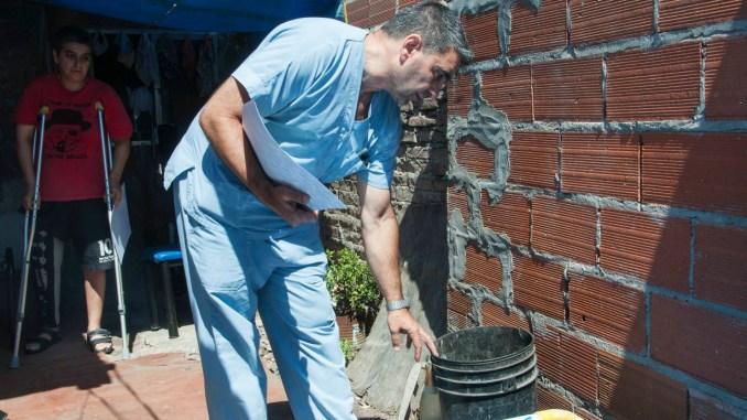 Prevención del Dengue