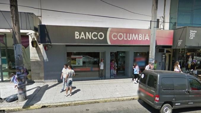 Banco asaltado