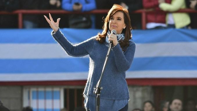 Cristina lanzó el Frente de Unidad Ciudadana