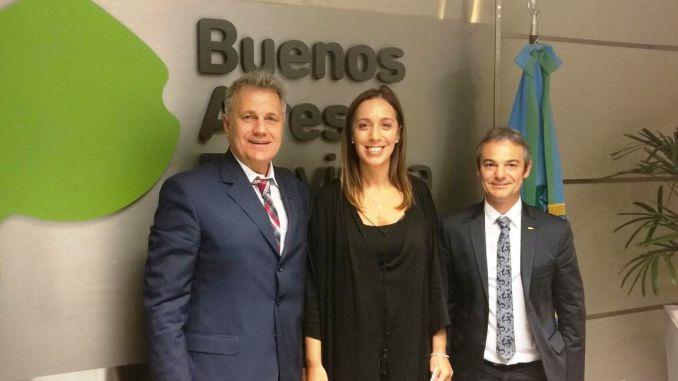 Apoyo de empresarios a Vidal