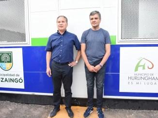 Aumentos de tasas en Hurlingham e Ituzaingó