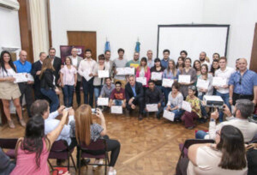 Premio Joven Empresario 2017