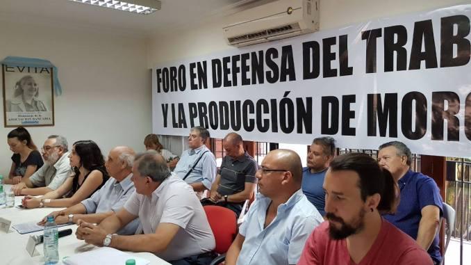 Foro en Defensa del Trabajo y la Producción