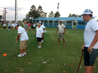 Golf terapéutico