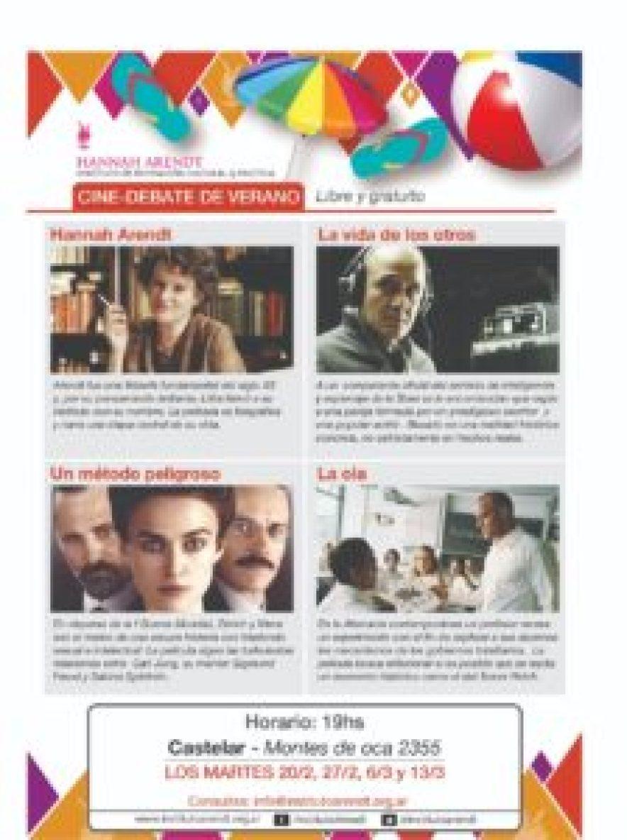 Cine-Debate