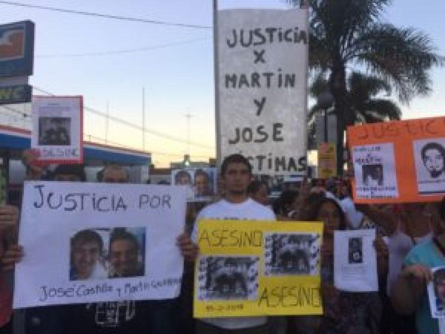 Justicia por Castilla y Galarraga