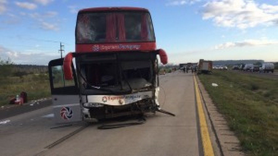 Accidente en Entre Ríos