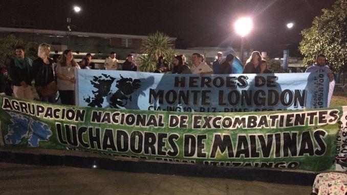 Héroes de Malvinas en Ituzaingó