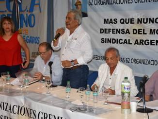 62 Organizaciones Peronistas en Moreno