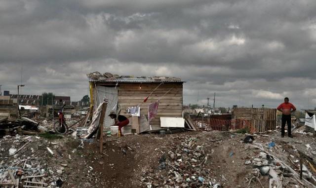 Pobreza en el conurbano