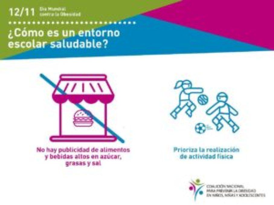 Políticas contra la obesidad infantil