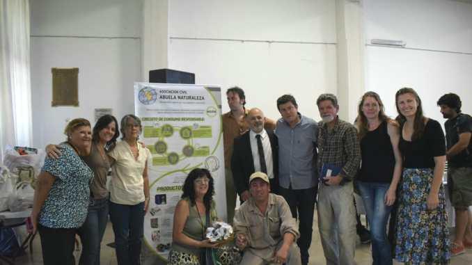 Jornada sobre reciclado en Ituzaingó