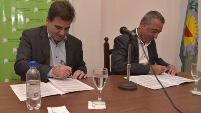 Acuerdo con PAMI por seguridad