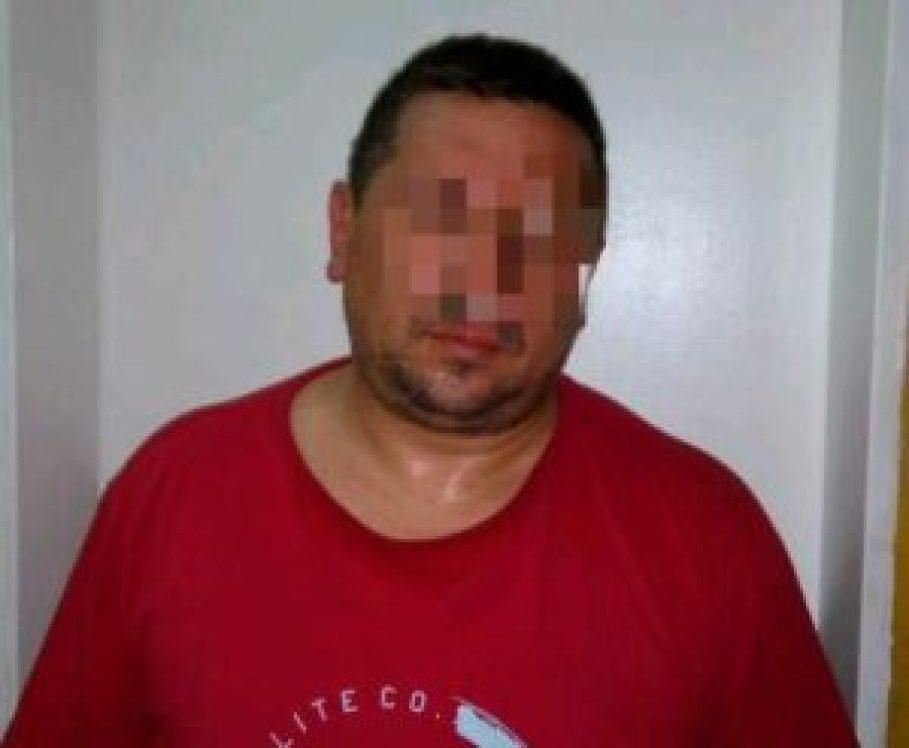 Detenido por el caso Maite Merlo