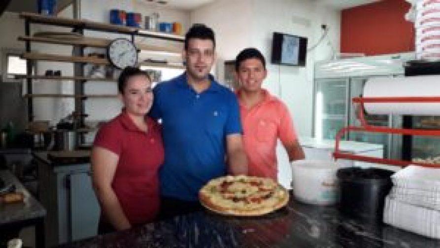 Antonio pizzero