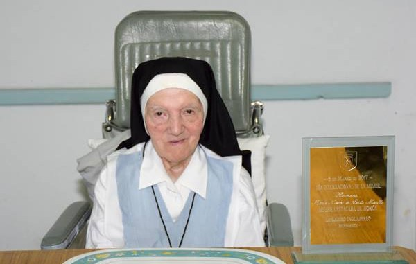 Hermana Nieves Mealla