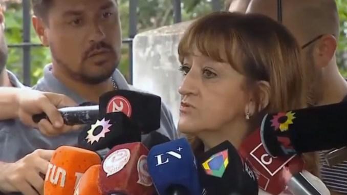 Jueza Mirta Guarino