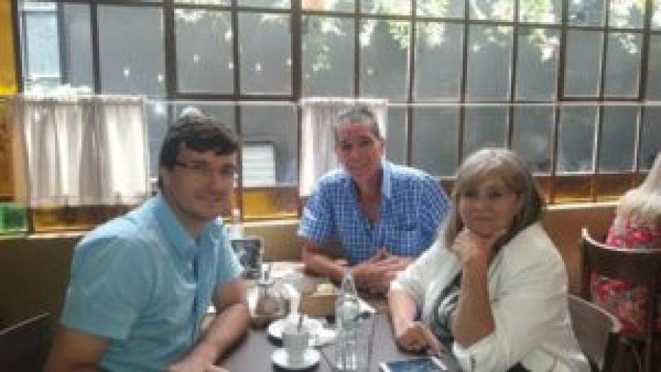 Letoli con Cassese y Ghi