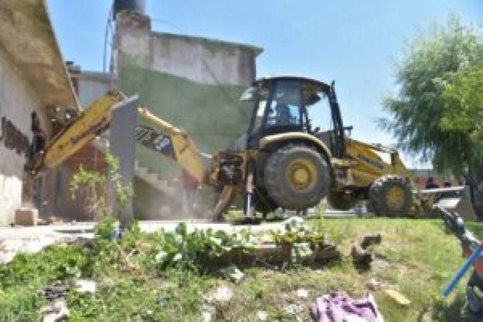 Cristian Ritondo derribo bunker 90 2