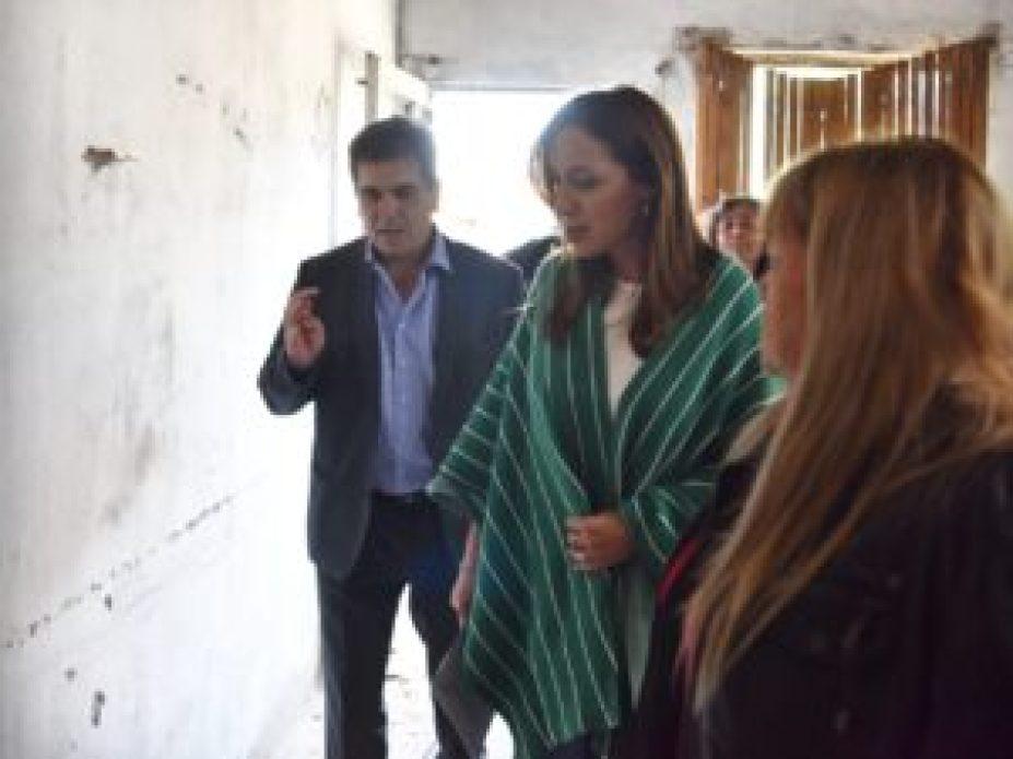Derribo de bunker en La Matanza