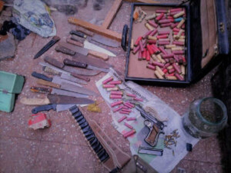 Detenido por disparos en Haedo