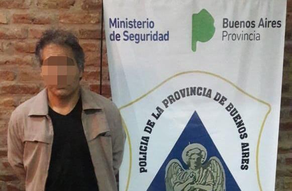 Detenido por Abuso Sexual - Moreno