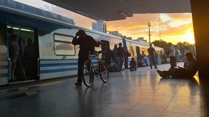 Amenaza de bomba en estaciones de tren