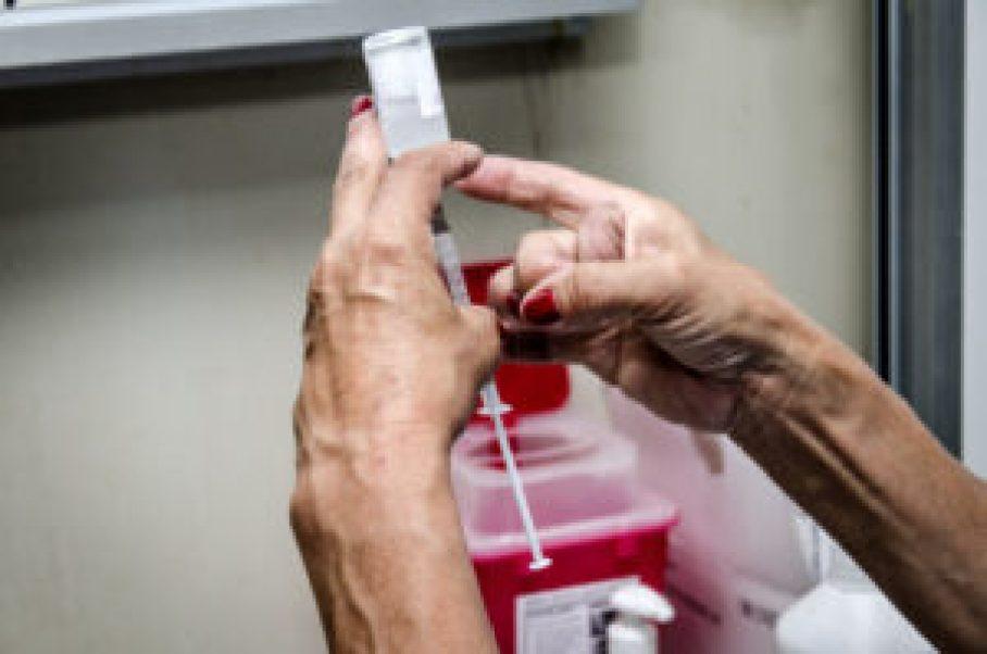 Vacunación Morón
