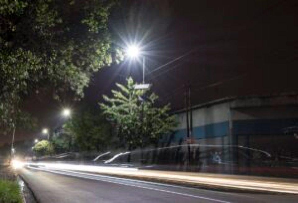 Reconversión lumínica en Castelar
