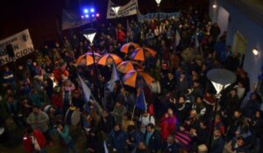 62 Organizaciones Peronistas en Merlo