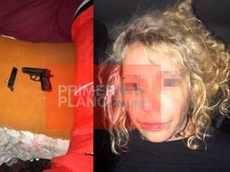 Detenida por crimen en Villa Sarmiento