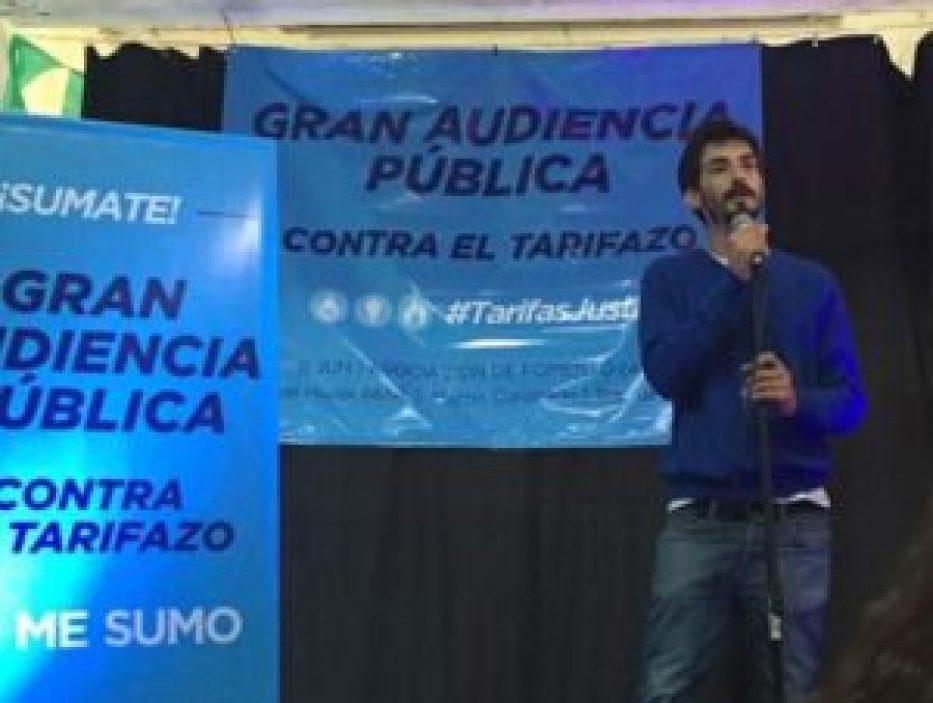 El camporista Facundo Lococo también integrará la lista de concejales del Frente de Todos