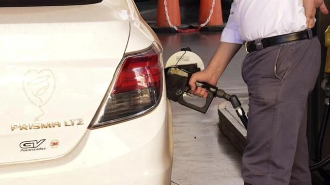 Autoservicio de combustibles