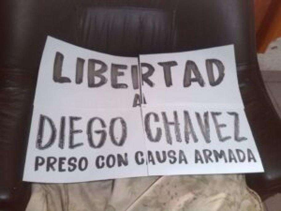 Libertad a Diego Chávez