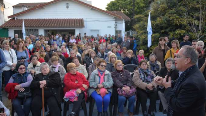 Centro de Adultos Mayores en Ituzaingó