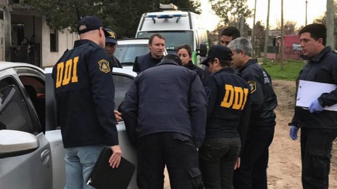 Ataque a balazos en Moreno