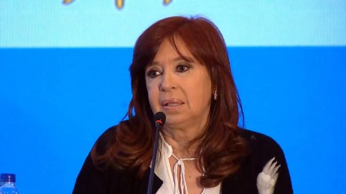 CFK contra Vidal