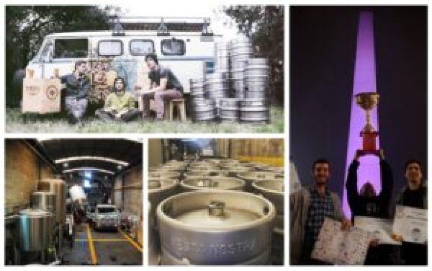 De San Martín de los Andes a Caseros: un grupo de amigos desarrolló en sueño de la cerveza propia