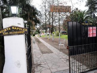 Narco detenido en Moreno